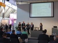 Abwechslungsreiches Fachforum MES, Zeit und Zutritt kam auf der IT & Business 2014 erneut gut an