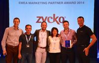 """Lifesize zeichnet Zycko als """"EMEA Distributor of the Year 2014 Overregional"""" aus"""