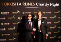 Turkish Airlines Charity Night brachte über 35.000 Euro