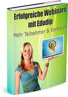E-Book: Erfolgreiche Webinare mit Edudip