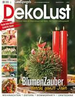 mars MGM Verlag launcht neues Magazin DekoLust