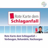 """""""Rote Karte dem Schlaganfall"""":  Aufklärungskampagne bietet neues E-Book"""