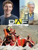 Die DAF-Highlights vom 29. Dezember 2014 bis zum 4. Januar 2015
