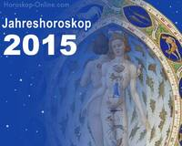 Das Jahreshoroskop für 2015 - jetzt bei Horoskop-Online.com