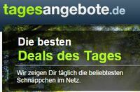 Top Deals bei Tagesangebote.de