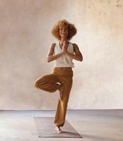 """Jetzt auch als App für iPhone und iPad: """"Brigitte Yoga"""" von und mit Diarra Diop"""