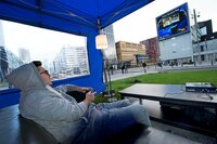 PlayStation lockt Gamer vor den ganz großen Screen