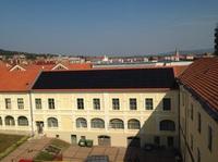 Trina Solar stattet denkmalgeschütztes Rathaus im ungarischen Sátoraljaujhely mit Solarmodulen aus