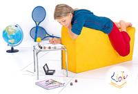 """Kinder Designmöbel """"LIOLU LOUNGER"""" jetzt auch für Hotels"""