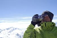 Richtig trinken beim Wintersport