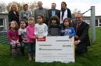 CEWE unterstützt neue SOS-Kita in Düsseldorf-Garath mit 20.000 Euro
