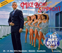 The MICE BOAT Symphony - internationales Networking auf hoher See