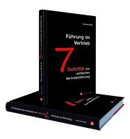 Andreas Buhr stellt Praxis-Handbuch zur Vertriebsführung vor