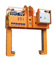 Die Pfeifer Seil- und Hebetechnik GmbH sorgt mit der überarbeiteten Coilzange für mehr Sicherheit und Effektivität