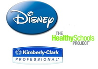 KIMBERLY-CLARK PROFESSIONAL* und Disney sind für Kinder da