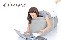 Liogy Lounger nun auch in Russland präsentiert