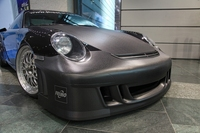 Street Shark 3.0: Hi-tech for sports cars at EuroMold 2014