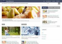 Neue Website über die Vielfalt von Bakterien