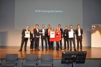 ECM Award 2014: Unabhängige Fachjury zählt eFLOW CrowdBridge von Top Image Systems zu den drei besten ECM-Lösungen des Jahres