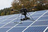 Industrie-Wartung per Hightech-Drohne