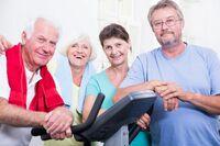 Gegen Atemnot hilft Bewegungstherapie