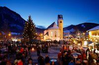 Märchenhafte Weihnachtszeit in Pfronten
