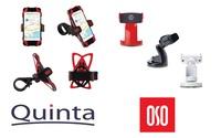 Cyclomount und Smart Plus: Neue OSO Halterungen bei Quinta