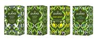 Wunderwaffe der Natur: Vier neue Bio-Grüntee Sorten von Pukka Herbs