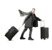 DELSEY präsentiert Gepäckkollektion von Philippe Starck