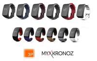 3P bringt neue MyKronoz Smartwatches ZeBracelet2 und ZeWatch2