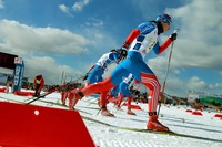 Masters World Cup 2015 in Syktyvkar - Russland
