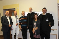 MediClin Robert Janker Klinik empfängt Weihbischof
