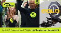 ProCall 5 Enterprise ermöglicht einfache Kommunikation und ist UCC Produkt des Jahres 2014