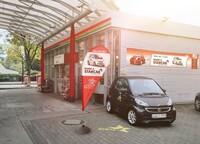 star Tankstellen machen mobil: Carsharing in Hamburg