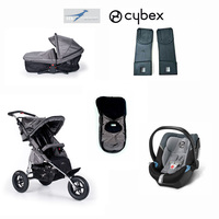 TFK Joggster 3 in Baby-Garage 2015