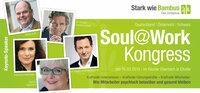 Dr. Eckart von Hirschhausen ist Gastredner auf dem Soul@Work - Kongress 2015