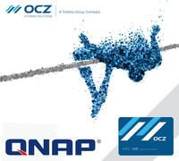 Die passen zusammen: OCZ optimiert SSD-Einsatz in QNAP NAS