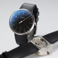 Logisch gestaltete Uhren von Botta-Design