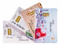 Glänzende Geschenkidee