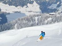 """Powder-Glück für alle: Neue Freeride-Camps für Einsteiger im """"Ski Juwel Alpbachtal Wildschönau"""""""