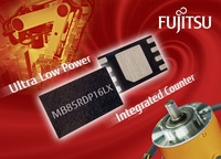 Fujitsu Introduces Ultra-Low-Power FRAM with Integrated Counter Function