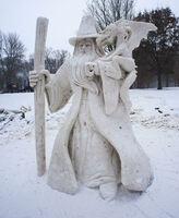 14. bis 17. Januar 2015: Rockford lädt zum großen Schneeskulpturen-Wettbewerb ein