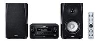 PianoCraft trifft Wireless Audio: Yamaha präsentiert MCR-N560 WA mit WLAN und Apple AirPlay
