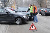 """""""eCall – mehr Sicherheit für Autofahrer"""" – Verbraucherinformation der ERGO Versicherung"""