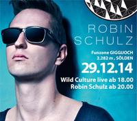 Robin Schulz in Sölden