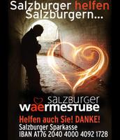 """Die """"Salzburger Wärmestube"""" hilft - SalzburgerInnen helfen mit!"""