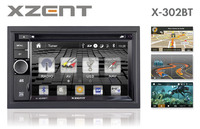 Sat nav for every cockpit - the Xzent X-302BT naviceiver