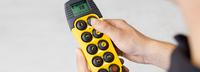 Demag Funksteuerung DRC D3: mehr Flexibilität durch Mehrsenderbetrieb