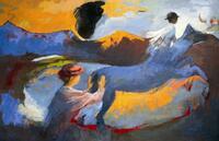 Gabriele Münter. Die Blaue Reiterin und ihr Freundeskreis