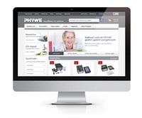 PHYWE geht mit neuem Webauftritt online